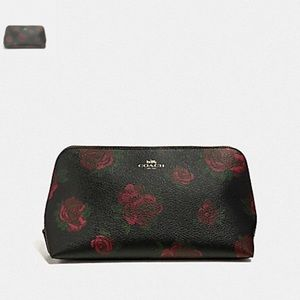 COACH Floral Cosmetic Case